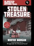 Stolen Treasure: An Unofficial Minecrafters Mysteries Series, Book One