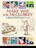 Make Way for McCloskey: A Robert McCloskey Treasury