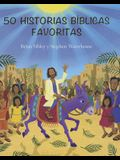 50 Historias Biblicas Favoritas (50 Favorite Bible Stories)