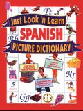 Just Look 'n Learn Spanish Picture Dictionary, Grades K - 4