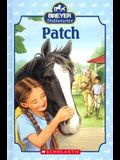 Patch [With Keepsake Card of a Palomino Horse]