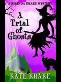A Trial of Ghosts: A Supernatural Mystery