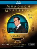 Murdoch Mysteries-Season 1-4