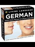 Living Language: German 2020 Day-To-Day Calendar