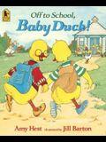 Off to School, Baby Duck!
