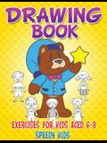 Drawing Book Exercises for Kids Aged 6-8