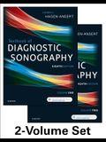 Textbook of Diagnostic Sonography: 2-Volume Set, 8e