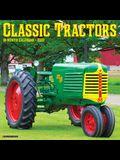 Classic Tractors 2022 Wall Calendar
