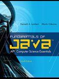 Fundamentals of Java(tm): Ap* Computer Science Essentials