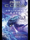 Star Trek: Coda: Book 3: Oblivion's Gate