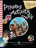 Pirates Activity Book [With Card Game and Tattoos]