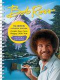 Bob Ross Agenda Undated Calendar