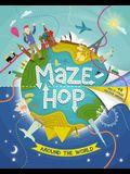 Maze Hop: Around the World
