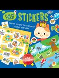 I Can Do That! Stickers: An At-Home Super Simple (and Smart!) Sticker Activities Workbook