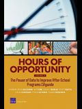 Hours of Opportunity, Volume 2: The Power of Data to Improve After-School Programs Citywide