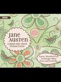 The Jane Austen: Classic BBC Radio Productions: Emma, Mansfield Park, Northanger Abbey, Sense and Sensibility