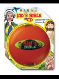 Holy Baby! Kid's New Testament-CEV [With Holy Baby V01 & V02 and Kid's Bible]