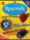 Brighter Child® Spanish, Grade 4 (Brighter Child Workbooks Brighter Child Spanish Workbooks) (English and Spanish Edition)