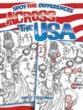 Spot-the-Differences Across the USA (Dover Children's Activity Books)
