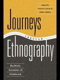 Journeys Through Ethnography: Realistic Accounts Of Fieldwork