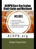 Achpn Core Curriculum Study Guide and Work Book: Hospice & Palliative Care Certification