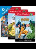 World of Reading Level 2 Set 1 (Set)