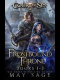 Frostbound Throne: Book One to Three