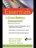 Essentials of a Cross-Battery Assesment [With CDROM]