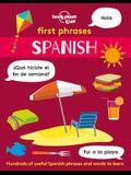 First Phrases - Spanish 1