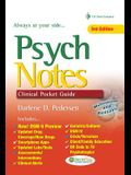 PsychNotes: Clinical Pocket Guide, 3rd Edition