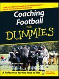 Coaching Football for Dummies