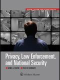 Privacy, Law Enforcement and National Security
