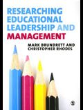 Researching Educational Leadership and Management: Methods and Approaches