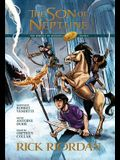 Heroes of Olympus, The, Book Two Son of Neptune, The: The Graphic Novel (the Heroes of Olympus, Book Two)