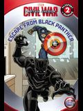 Marvel's Captain America: Civil War: Escape from Black Panther (Passport to Reading Level 2)