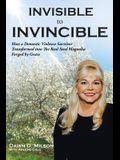 Invisible to Invincible