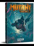 Mutant Year Zero Elysium RPG