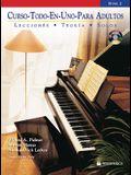 Curso Todo-En-Uno Para Adultos, Nivel 2: Lecciones, Teoria, Solos [With CD (Audio)]