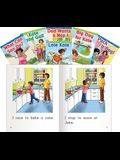 Short and Long a Storybooks Set (Targeted Phonics)