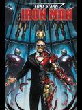 Tony Stark: Iron Man by Dan Slott Omnibus