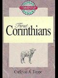 I Corinthians (People's Bible Commentary)