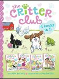 The Critter Club 4 Books in 1!: Amy and the M