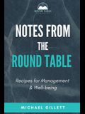 Notes from the Round Table: Recipes for Management & Well-Being