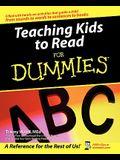 Teaching Kids to Read for Dummies