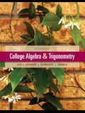 College Algebra and Trigonometry