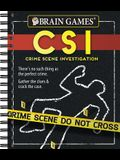 Brain Games - Crime Scene Investigation (Csi) Puzzles
