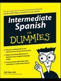 Intermediate Spanish For Dummi