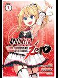 Arifureta: From Commonplace to World's Strongest Zero (Manga) Vol. 1
