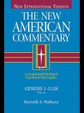 Genesis 1-11, Volume 1: An Exegetical and Theological Exposition of Holy Scripture
