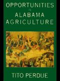 Opportunities in Alabama Agriculture